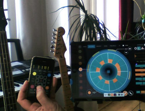 "Appmusik: Workshop zum Thema ""Songproduktion mit Apps"""